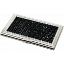 wholesale Business Equipment: Bling Bling  business card holder black