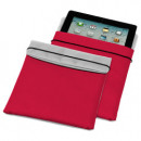 grossiste Electronique de divertissement: Tablet Cover Iris  123 grammes 300DPolyester rouge