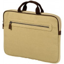 Elevate EDMONTON  Laptop Sleeve 14  canvas / leathe