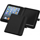 wholesale Notebooks & Tablets: PVC black portfolio for mini Tablet with note