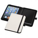 Portfolio of PVC white for mini Tablet with notiti