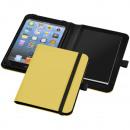 Großhandel Reiseartikel: Portfolio PVC gelb Mini Tablet mit Erase Noten