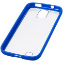 Reveal Case  Samsung S4 blue transparent