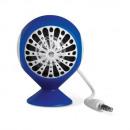 Großhandel Consumer Electronics: Lautsprecher weiß mit blau