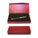 wholesale Organisers & Storage: Empty box for 1 pen burgundy