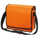 ingrosso Borse: Spalla Courier  arancione 420D nylon, molto limitat