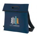 wholesale Handbags: Shoulder bag EASY XL blue