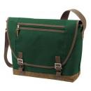Großhandel Handtaschen: Umhängetasche Country grün