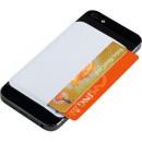 poche Smartphone  carte de crédit en plastique port