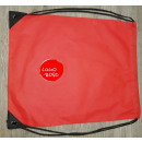 Backpack non-woven red NOT IN BE