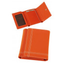 Wallet  Nubia   orange 10.8x8.5x1.5 cm