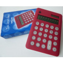 wholesale Business Equipment: Solar calculator 8  digit Redline Dual Power l