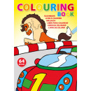 Coloring book for children A4