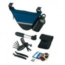 wholesale Toolboxes & Sets: Tool set BIKE AID in handy bag