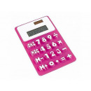 Calculator Wobbly, 8 digits, pink
