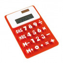 wholesale Business Equipment: Dual power rubber  calculator  Wobbly  with soft