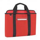 Großhandel sonstige Taschen: Laptop - Tasche  Polyester Rot 42 x 31 x 2