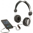 grossiste Electronique de divertissement: Casque Metmaxx®  Dr. BigSound  noir
