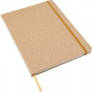Notebook cork print approx A4 PU