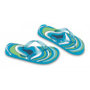 wholesale Shoes: Beachset sarong  with slippers mt 36/37