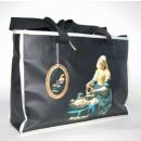groothandel Boodschappentassen: Shopper  vergrootbaar zwart  Holland Great ...
