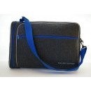 Schulter Laptoptasche in Filzgrau Ralph Boyer