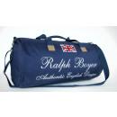 Travelbag runden blauen Ralph Boyer