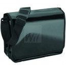 Großhandel Handtaschen: Umhängetasche Plane schwarz