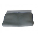 Laptop cover gray with zipper