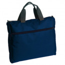 Document bag navy