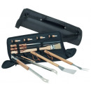 wholesale Barbecue & Accessories: BBQ barbecue set 10 pieces in bag
