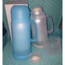 grossiste Thermos: Isoler Flask blanc transparent