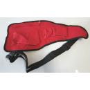 Großhandel Taschen & Reiseartikel: Eine Umhängetasche rot 20x45 cm