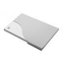 ingrosso Ufficio: Porta carte di metallo lucido opaco Wave