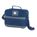 wholesale Consumer Electronics: Travel bag with shoulder strap navy