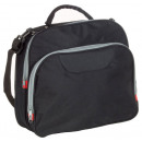 Großhandel Consumer Electronics: Reisetasche mit Schultergurt schwarz
