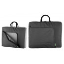 Document bag /  laptop black with gray Chile