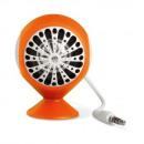 groothandel Computer & telecommunicatie: Siliconen mini  speaker met USB kabel, oranje