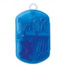 grossiste Stylos et crayons: jeu de bureau avec  beaucoup de bleu accessoires