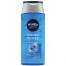 Nivea For Men Shampoo 250ml sterke macht