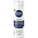 Nivea Scheerschuim 200ml Sensitive