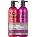 Tigi Bed Head Shampoo + Conditioner 2x750ml Dumb B