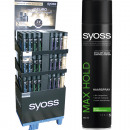 wholesale Haircare: Syoss Hair Spray 400ml in 120 Display