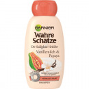Garnier Shampooing  vanille 300ml et de papaye