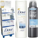 wholesale Shower & Bath: Dove Mix -Display 157er, 14f. assorted