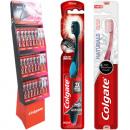 wholesale Dental Care: Colgate toothbrush  Black Pearl144er Display