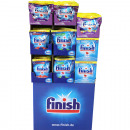 Finish tablettes lave - vaisselle 66er Mixdisplay