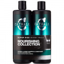 Tigi Bed Head Shampoo + Conditioner 2x750ml Oatmea