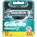 Gillette Mach3 blades 12er