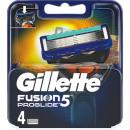 Gillette Fusion ProGlide blades 4p